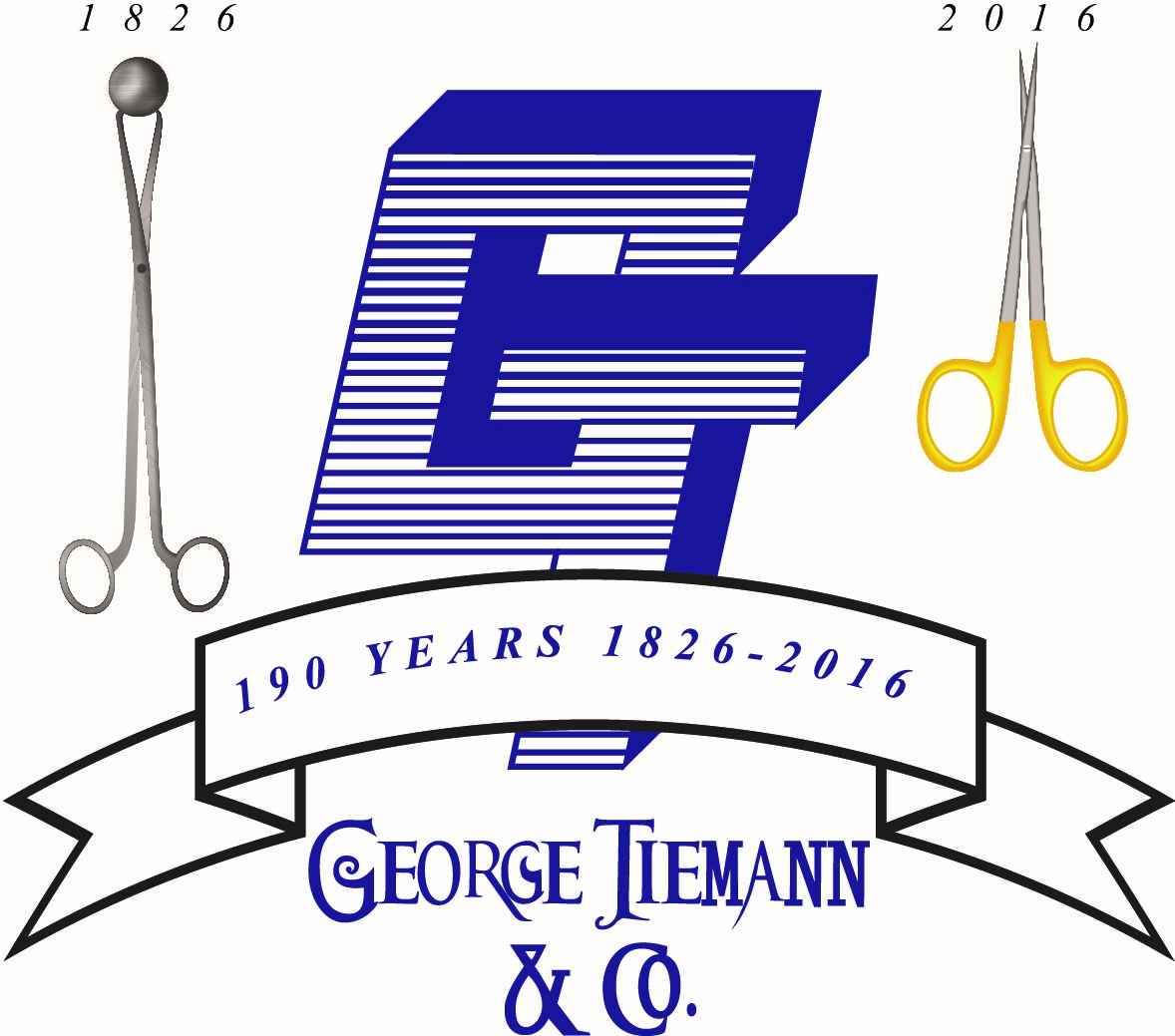 George Tiemann celebrating 190 years